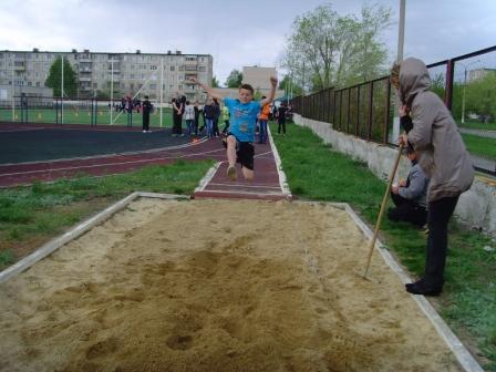 Как сделать яму для прыжков 643